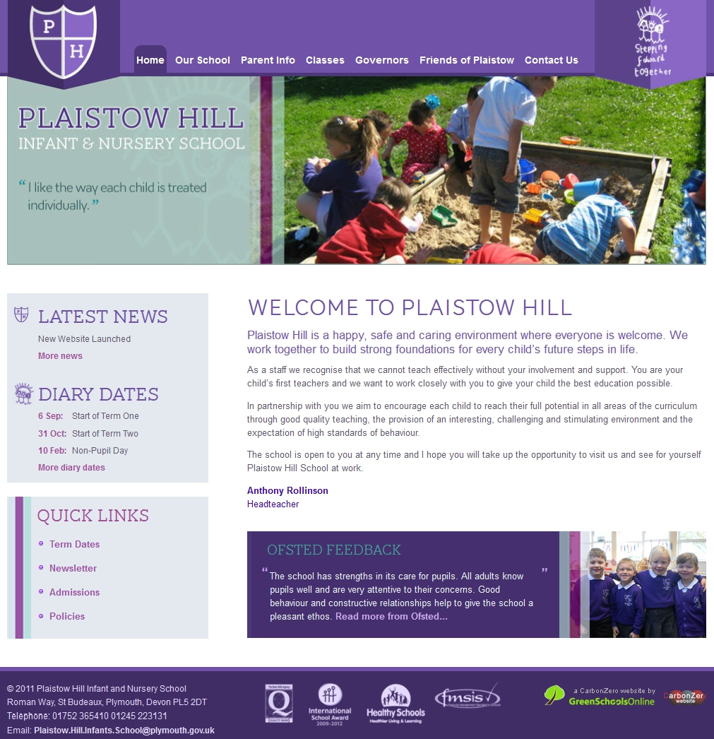 Plaistow Hill School