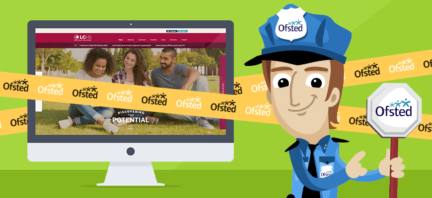 Is your website ready for Ofsted?