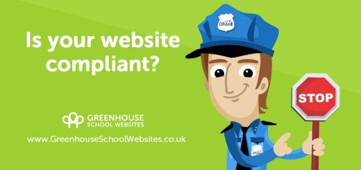 Is your website ofsted compliant