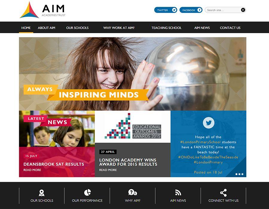 Our School Website Design Portfolio | Greenhouse School Websites