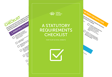 Ofsted school website checklist