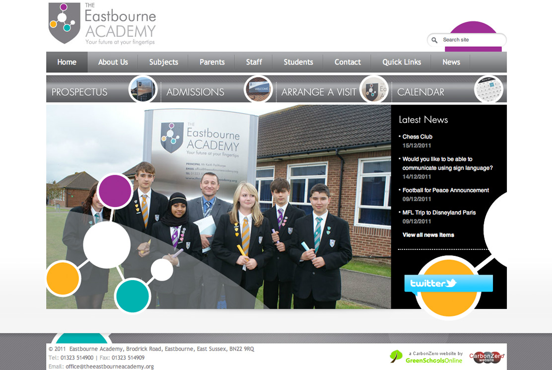 The Eastbourne Academy