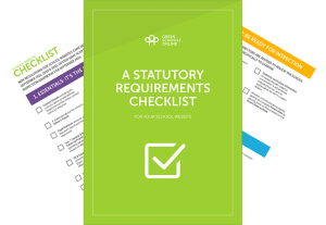 school website content ofsted checklist