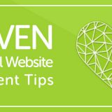 7 School Website Content Tips