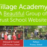 The Village Academy Trust: A beautiful group of Trust school websites.