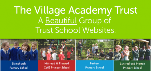 The Village Academy Trust: A beautiful group of Trust school websites.