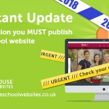 Ofsted website content 2018