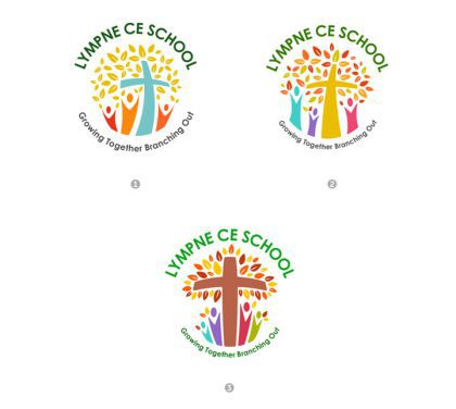 School Logo design example