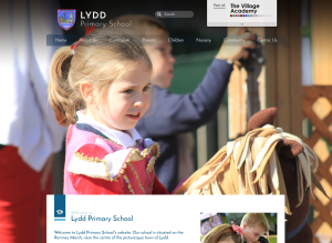 Lydd Primary Trust School Websites Design 2018 by Greenhouse School Websites