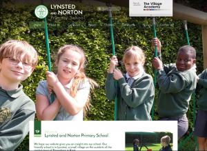 Lynsted and Norton Primary Trust School Websites Design 2018 by Greenhouse School Websites