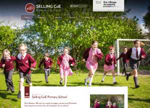 Selling Primary Trust School Websites Design 2018 by Greenhouse School Websites