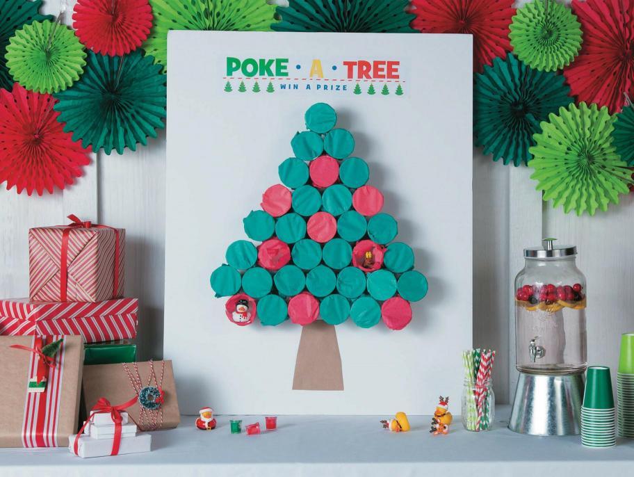 Poke a Tree
