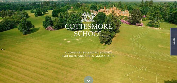 Best School Website Background video drone