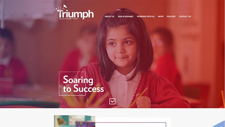 Red Multi Academy Trust website