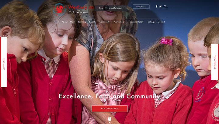 Red Primary School Website