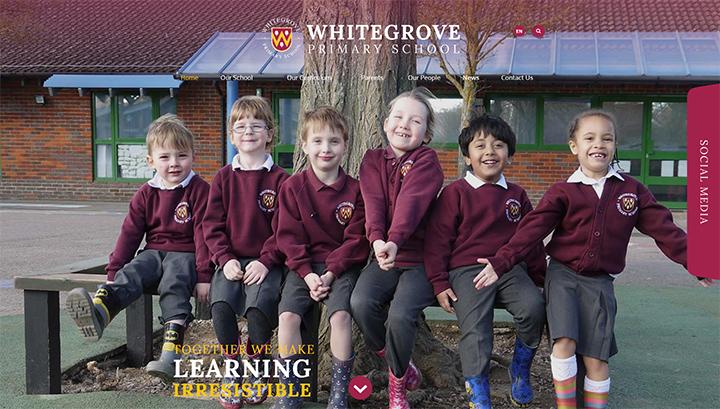 Burgundy Primary School Website