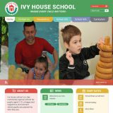 ivy-house-school-website-design