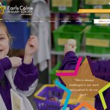 Earls Colne Primary School Website Design