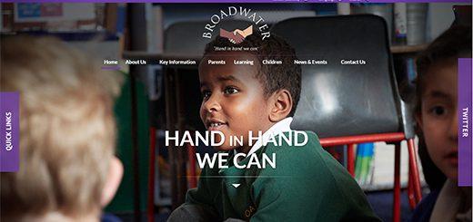 school website design may 2019