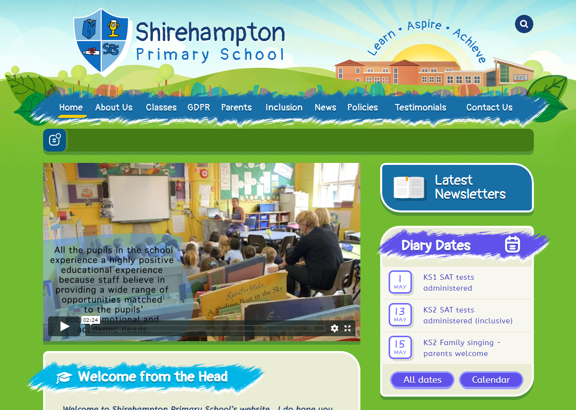 Shirehampton Primary School Video