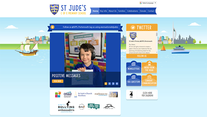 st-Judes-Coastal-School-Website-Design