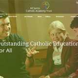 Academy Trust Website Design