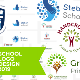 School Logo Design 2019
