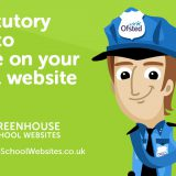 12 statutory items on your school website