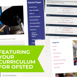 School website ofsted curriculum