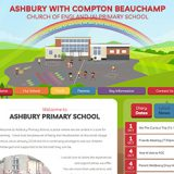 September school website design launches