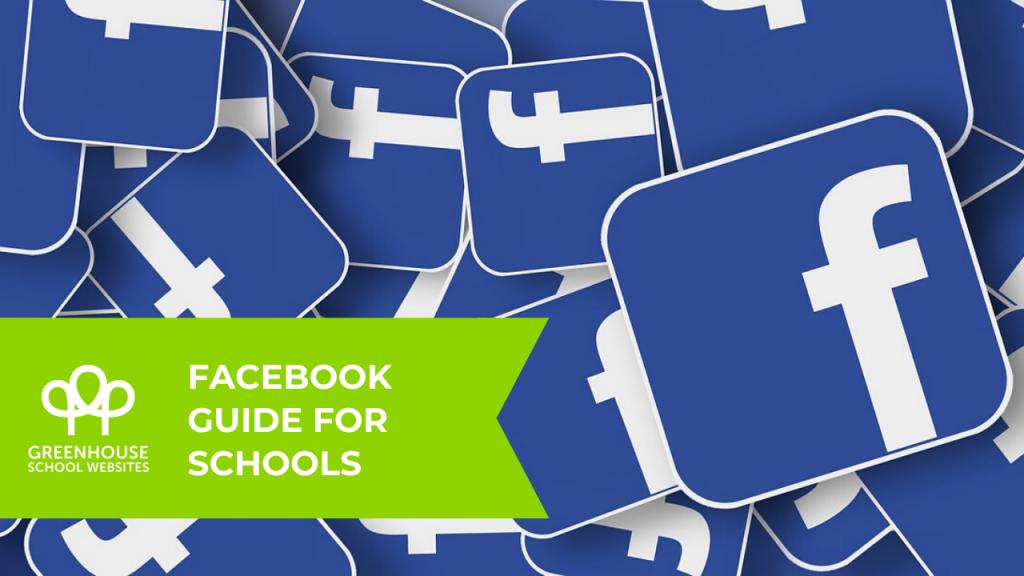 Facebook guide for schools