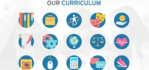Curriculum subject icons