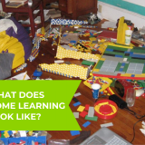 What does home learning look like