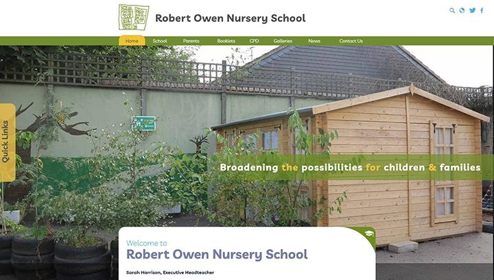 Robert Owen Nursery Greenwich London