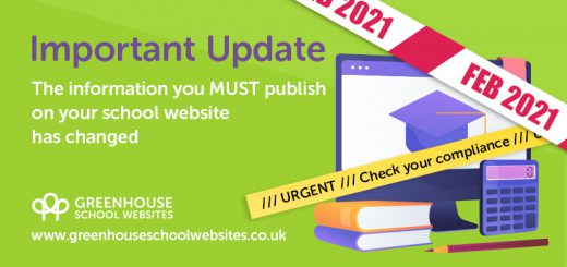 Remote education provision website requirements
