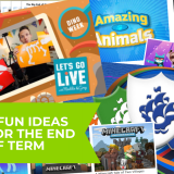 5 fun ideas for the end of term