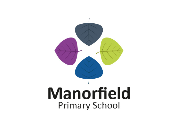 Manorfield Primary School approved logo