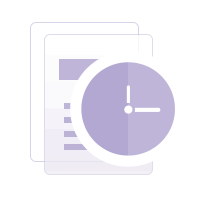Scheduled Publishing icon