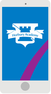 Screenshot of the Horbury Academy